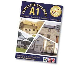 A1 Builders Brochure