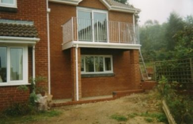 Snooker/Bedroom Extension, Newton Abbot U2013 2002