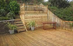 Block Paving and Decking