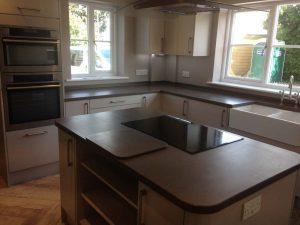 Brick House Farm - New Kitchen