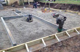 Brock House Farm Foundations