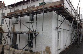 Portscatho - Cottage Renovation - August 2017