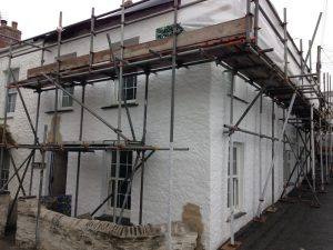 Portscatho - Cottage Renovation - August 2017
