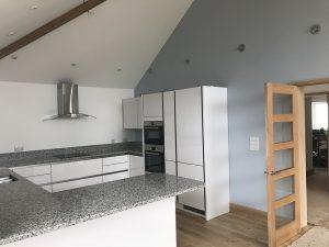 Kitchen at Portmellon