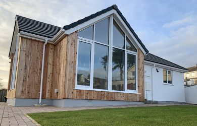 New Bungalow - Portmelon Mevagissey