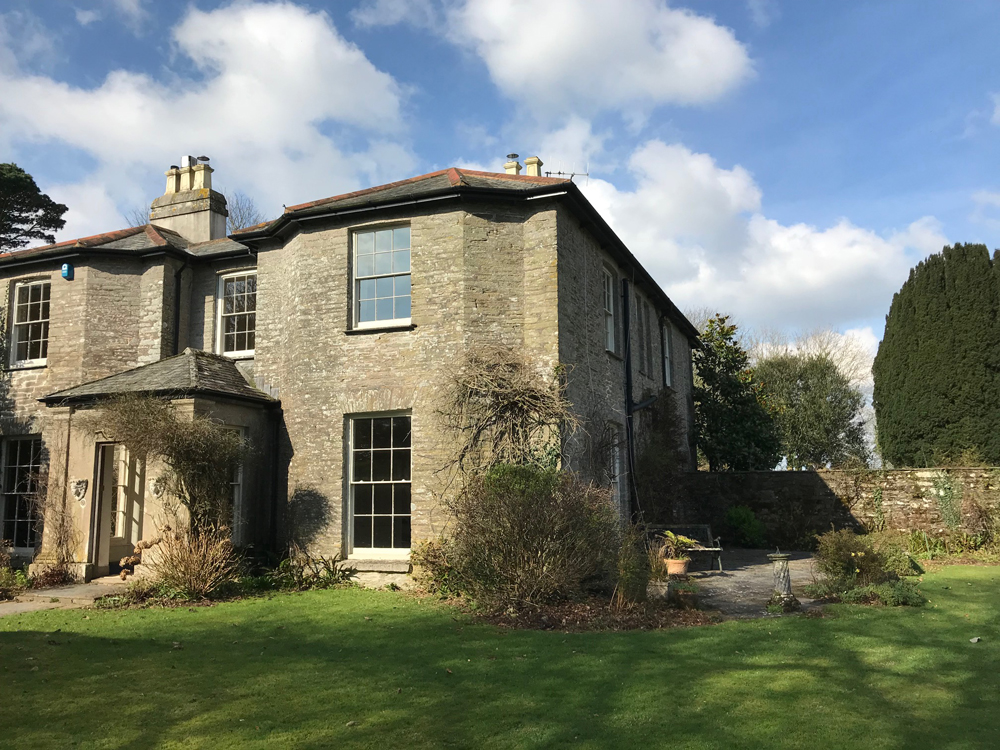 The Rectory, Lostwithiel